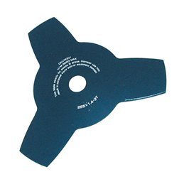 3-Teeth Cutting Blade Bluebird 255x1.4