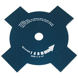 4-Teeth Cutting Blade Bluebird 255x1.4