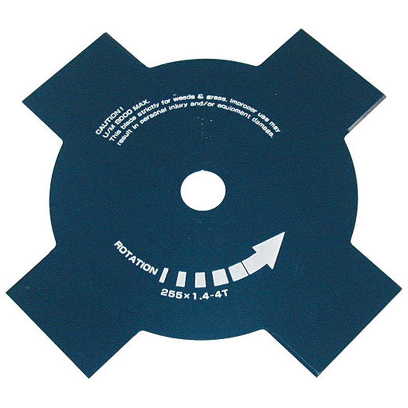 4-Teeth Cutting Blade Bluebird 255x1.4