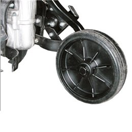 Frontal Travel Wheel Bluebird